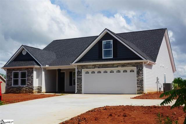 1406 Satterfield Drive Lot 7, Greer, SC 29651 (#1412797) :: The Toates Team