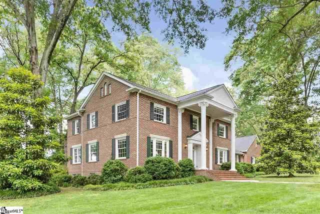 1601 N Boulevard, Anderson, SC 29621 (#1413089) :: Hamilton & Co. of Keller Williams Greenville Upstate