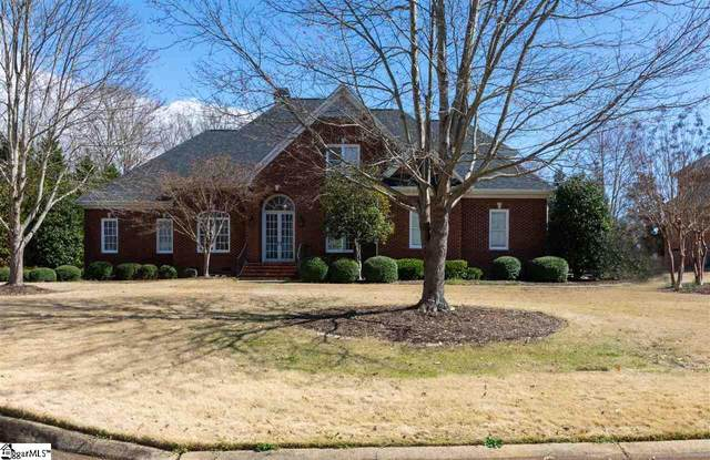 112 Pinehaven Way, Simpsonville, SC 29680 (#1413699) :: Coldwell Banker Caine