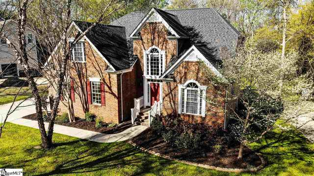 5 Whiffletree Drive, Simpsonville, SC 29680 (#1413965) :: The Toates Team