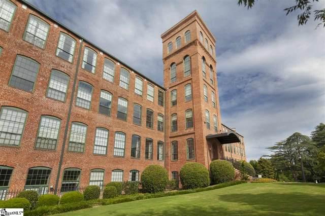 400 Mills Avenue Unit 421, Greenville, SC 29605 (#1414225) :: Hamilton & Co. of Keller Williams Greenville Upstate