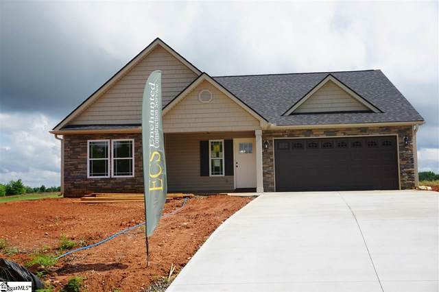 1402 Satterfield Drive Lot 6, Greer, SC 29651 (#1414249) :: The Toates Team