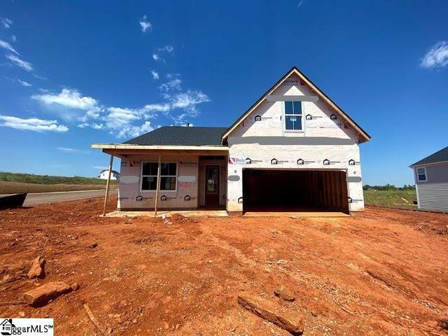 301 Townsend Avenue, Greer, SC 29651 (#1414282) :: Hamilton & Co. of Keller Williams Greenville Upstate