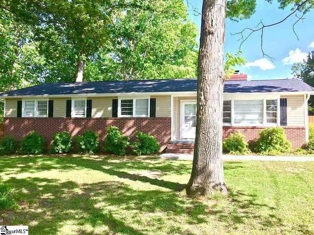 116 Bessie Avenue, Greer, SC 29651 (#1414398) :: Coldwell Banker Caine