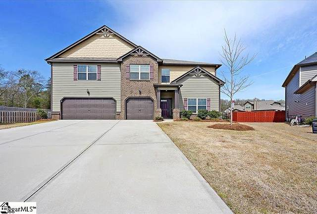 412 Aschoff Court, Simpsonville, SC 29680 (#1414458) :: The Toates Team