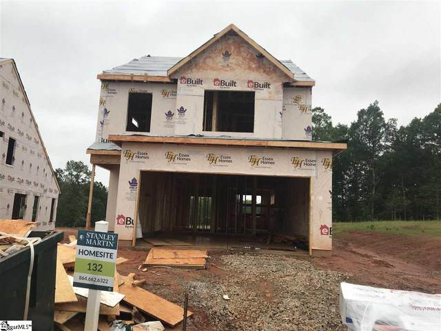 505 Baycraft Lane Lot 132, Simpsonville, SC 29681 (#1414661) :: The Robby Brady Team