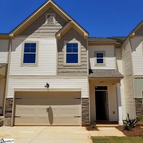 407 Cedar Bluff Way Lot 15, Mauldin, SC 29662 (#1414679) :: Coldwell Banker Caine