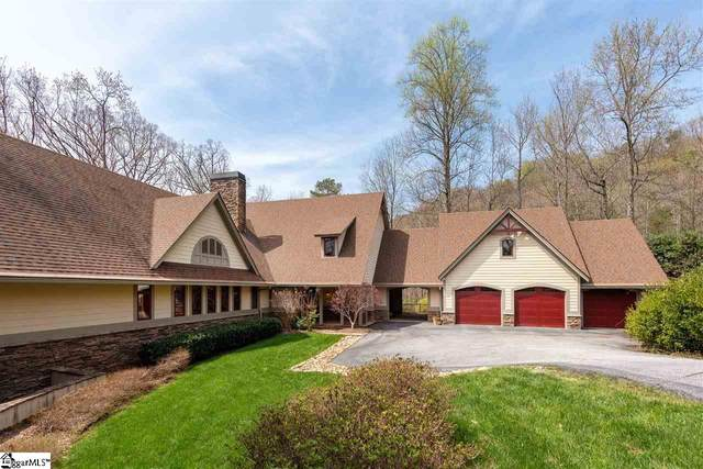 315 Mountain Summit Road, Travelers Rest, SC 29690 (#1414727) :: Connie Rice and Partners