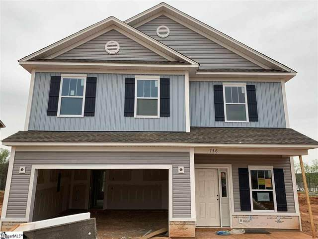 736 Stilmore Drive, Duncan, SC 29334 (#1414897) :: Coldwell Banker Caine