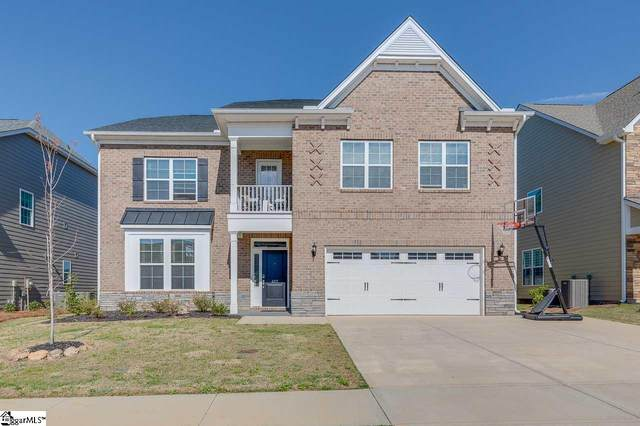403 Blue Peak Court, Greer, SC 29650 (#1415114) :: Parker Group
