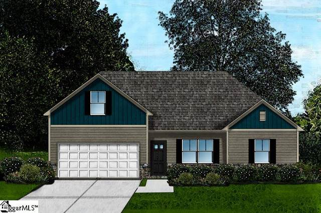 101 Thermal Court Lot 81, Fountain Inn, SC 29644 (MLS #1415278) :: Resource Realty Group