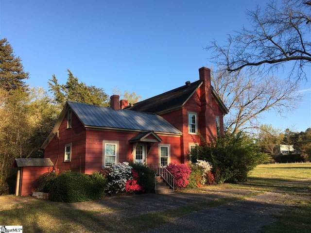 12932 E Wade Hampton Boulevard, Duncan, SC 29334 (#1415357) :: Hamilton & Co. of Keller Williams Greenville Upstate