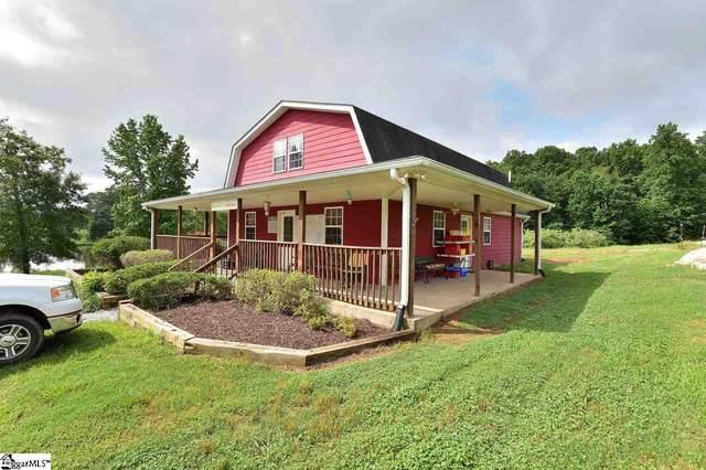 232 Strawberry Road, Anderson, SC 29625 (#1415415) :: Hamilton & Co. of Keller Williams Greenville Upstate