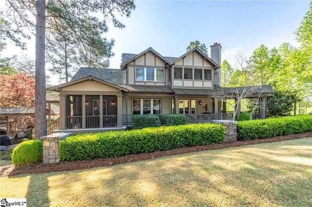101 N Lawn Drive, Sunset, SC 29685 (#1415436) :: Hamilton & Co. of Keller Williams Greenville Upstate