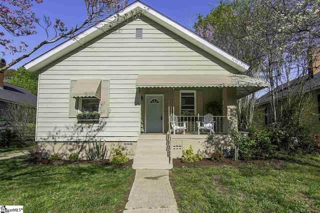 702 Maywood Street, Spartanburg, SC 29303 (MLS #1415585) :: Prime Realty