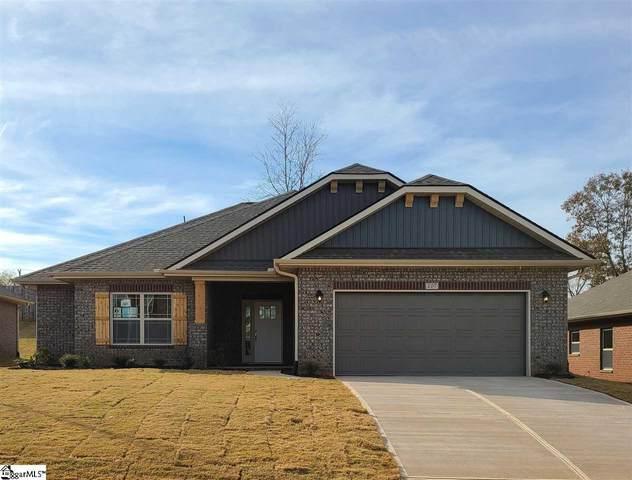 207 Bracken Woods Way Lot 126, Piedmont, SC 29673 (#1416138) :: DeYoung & Company