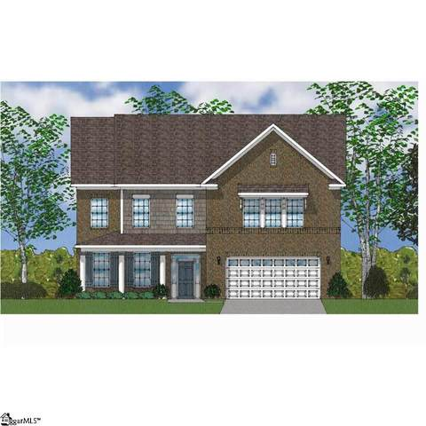 604 Creekside Lot 31, Simpsonville, SC 29681 (#1416827) :: The Haro Group of Keller Williams