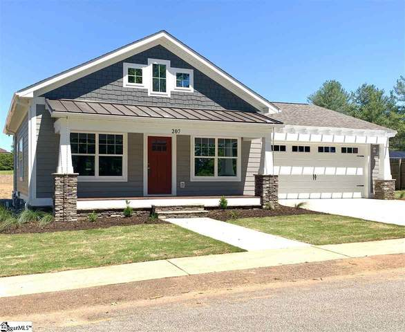 207 Pendleton Street Extension, Pickens, SC 29671 (#1417061) :: J. Michael Manley Team