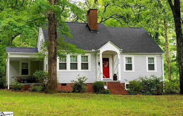 205 E Park Drive, Spartanburg, SC 29302 (MLS #1417652) :: Resource Realty Group