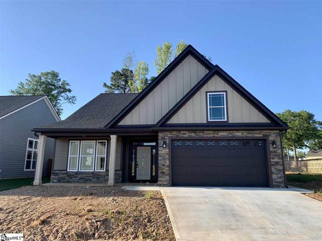 303 Loxley Drive Lot 60, Simpsonville, SC 29681 (#1417962) :: The Robby Brady Team
