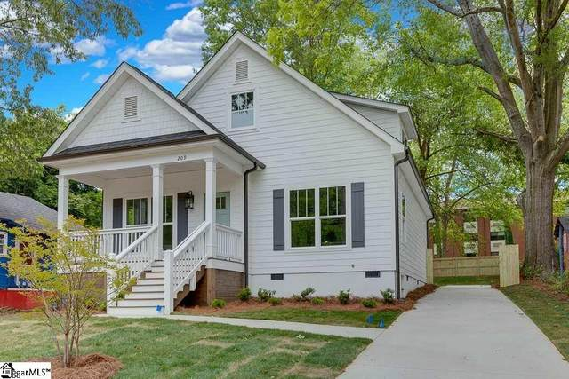 209 S Calhoun Street, Greenville, SC 29601 (#1418166) :: The Robby Brady Team