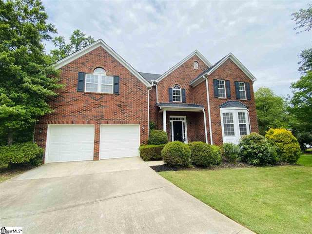 6 Mirramont Court, Greer, SC 29650 (#1418172) :: The Toates Team