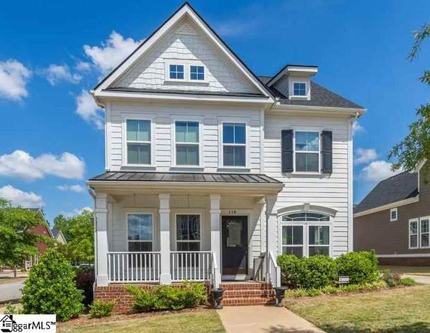 110 Verlin Drive, Greenville, SC 29607 (#1418588) :: J. Michael Manley Team