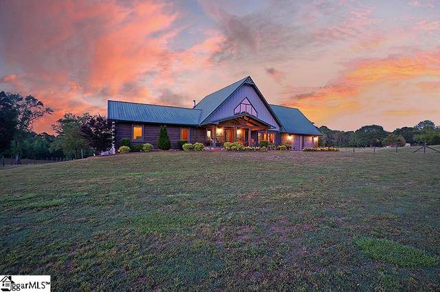 169 Berry Road, Pelzer, SC 29669 (#1418805) :: The Toates Team