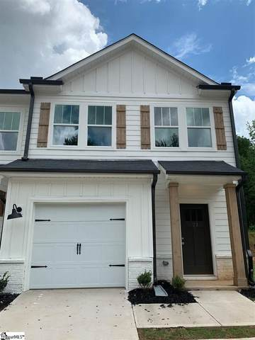 21 Grey Oak Trail Site 9, Greer, SC 29650 (#1418867) :: The Toates Team