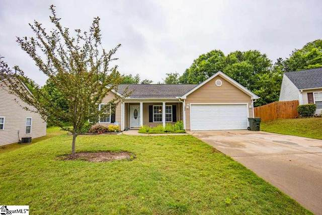 105 Saber Court, Greer, SC 29651 (#1418901) :: Hamilton & Co. of Keller Williams Greenville Upstate