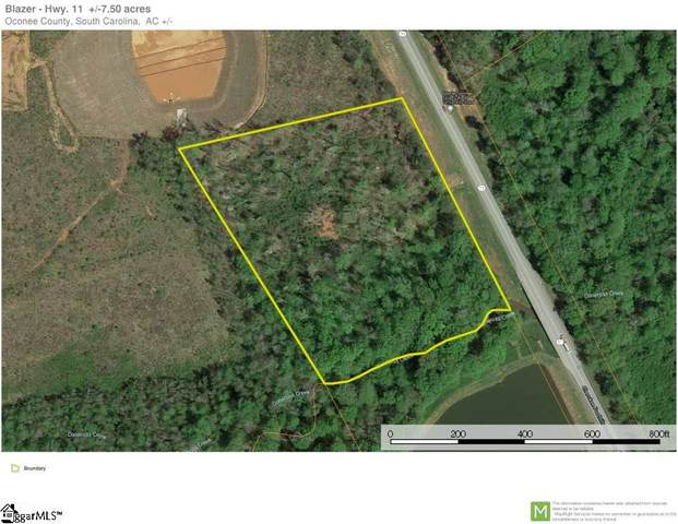 00 Cherokee Foothills Scenic Highway, Westminster, SC 29693 (#1419023) :: Parker Group