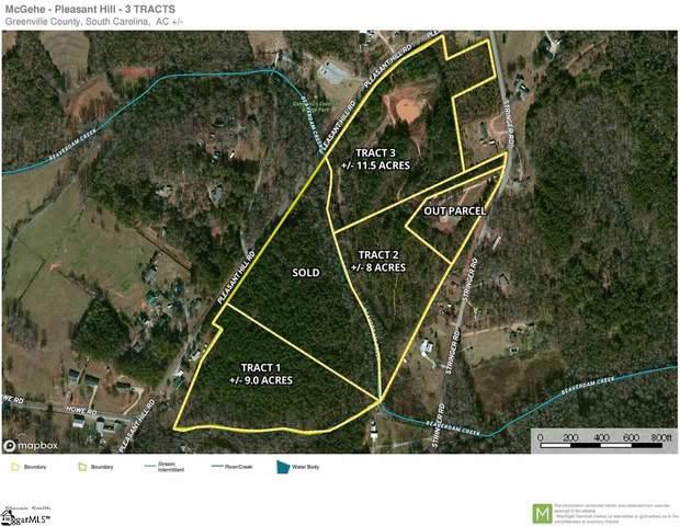 00 Pleasant Hill Road, Landrum, SC 29356 (#1419081) :: The Haro Group of Keller Williams