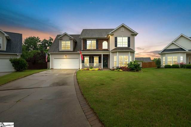 412 Cotton Hall Court, Simpsonville, SC 29680 (#1419127) :: J. Michael Manley Team
