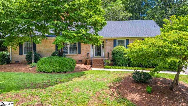 4909 Candlewyck Lane, Greenville, SC 29615 (#1419374) :: The Toates Team
