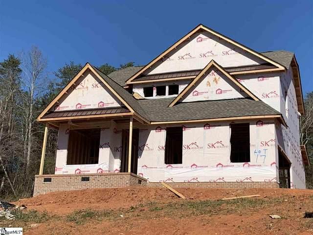 408 Saylor Way Lot 17, Taylors, SC 29687 (#1419542) :: Expert Real Estate Team