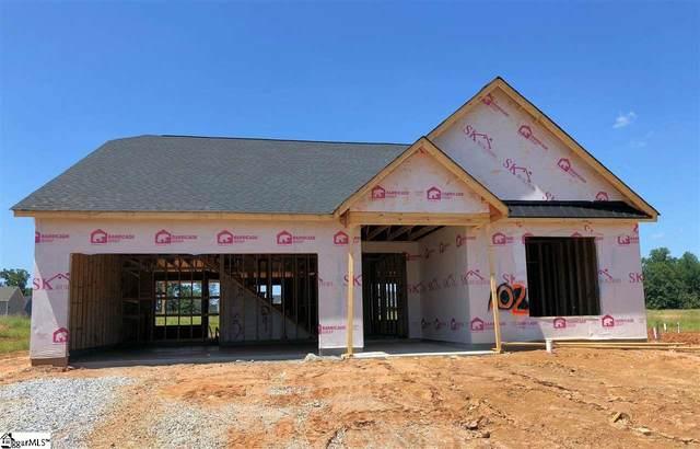 61 Tannery Drive Lot 102, Greer, SC 29651 (#1419580) :: Hamilton & Co. of Keller Williams Greenville Upstate