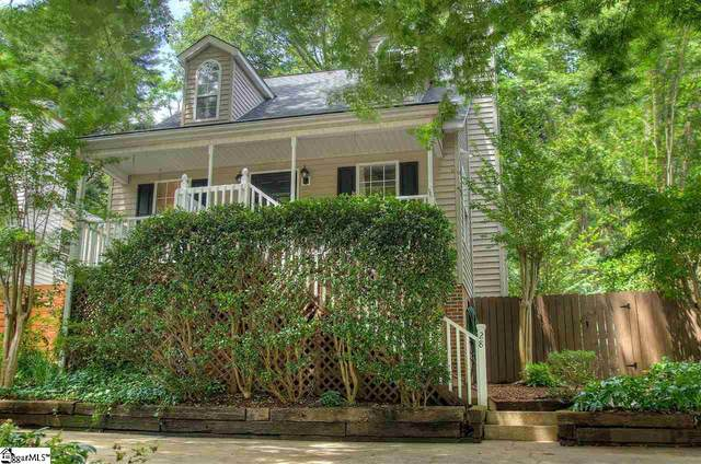 28 Townes Square Lane, Greenville, SC 29609 (#1420014) :: The Robby Brady Team