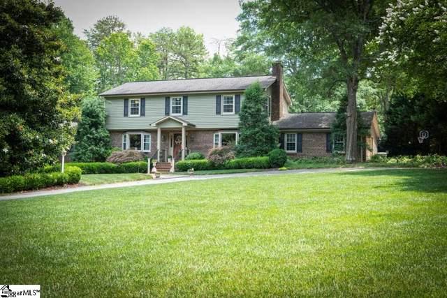 57 Woodwind Drive, Spartanburg, SC 29302 (#1420155) :: Hamilton & Co. of Keller Williams Greenville Upstate