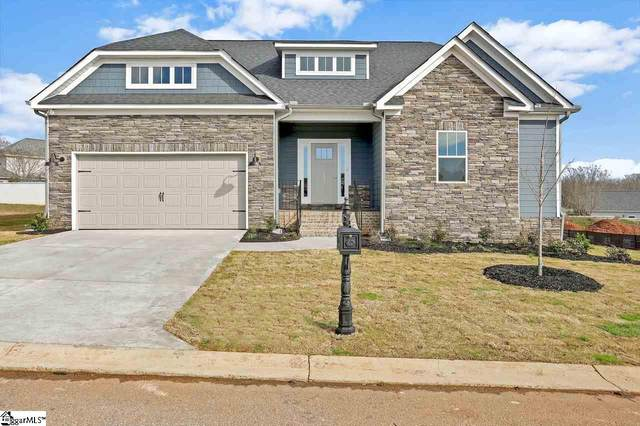 141 Mystic Vineyards Lane Lot#21, Anderson, SC 29621 (#1420401) :: The Toates Team