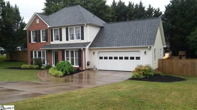 401 Summerton Place, Moore, SC 29369 (#1420519) :: Hamilton & Co. of Keller Williams Greenville Upstate