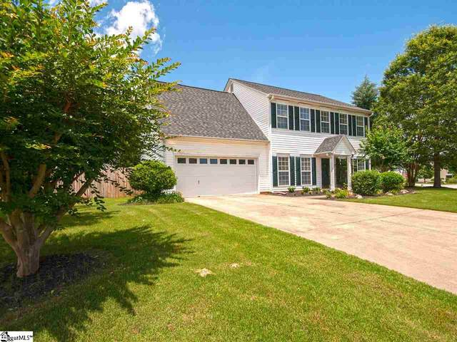 102 Timber Trace Way, Easley, SC 29642 (#1421265) :: Hamilton & Co. of Keller Williams Greenville Upstate
