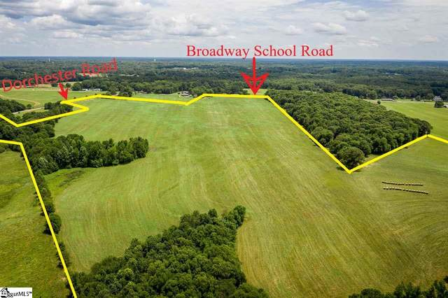 00 Broadway School Road, Belton, SC 29627 (#1421467) :: Hamilton & Co. of Keller Williams Greenville Upstate