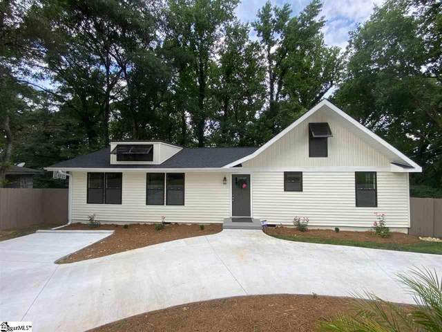 604 Pine Creek Drive, Greenville, SC 29605 (MLS #1421486) :: Prime Realty