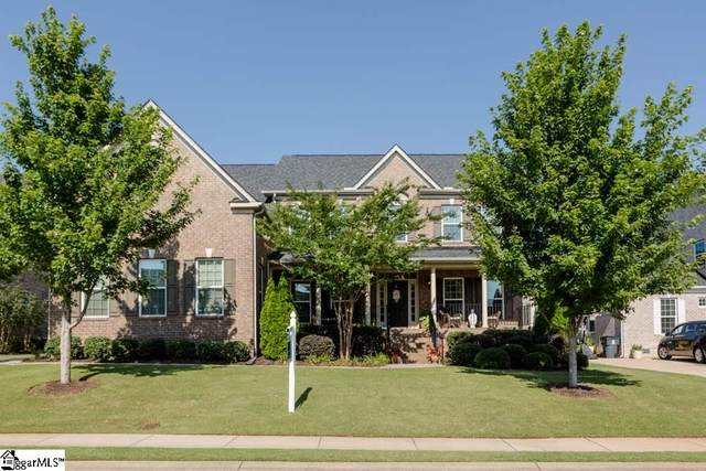 6 Stratton Chapel Court, Simpsonville, SC 29681 (#1421539) :: Hamilton & Co. of Keller Williams Greenville Upstate