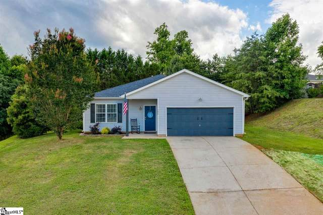 106 Tallahatchie Court, Liberty, SC 29657 (#1421540) :: J. Michael Manley Team