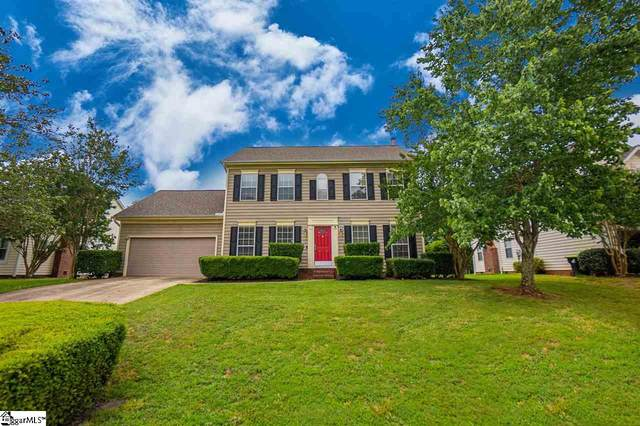 11 Crossvine Way, Simpsonville, SC 29680 (#1421551) :: J. Michael Manley Team