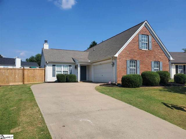 109 Sentinel Court, Simpsonville, SC 29681 (#1421596) :: Coldwell Banker Caine