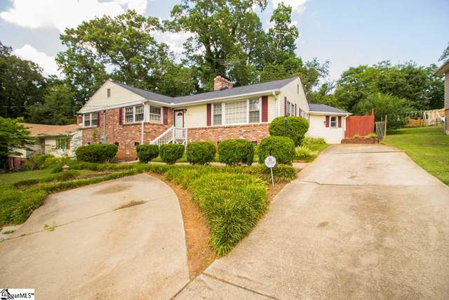 405 Fairmont Drive, Greenville, SC 29605 (#1421726) :: Hamilton & Co. of Keller Williams Greenville Upstate
