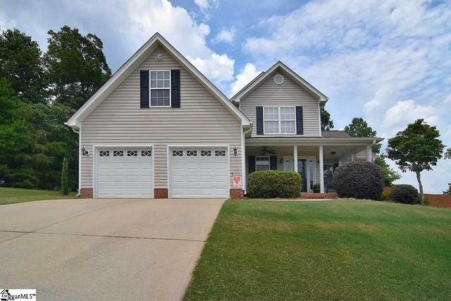 31 Chalice Hill Lane, Travelers Rest, SC 29690 (#1422005) :: The Haro Group of Keller Williams