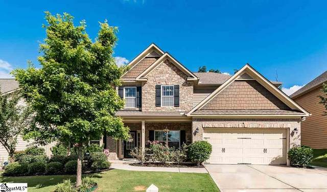 31 Copperdale Drive, Simpsonville, SC 29681 (#1422129) :: The Haro Group of Keller Williams